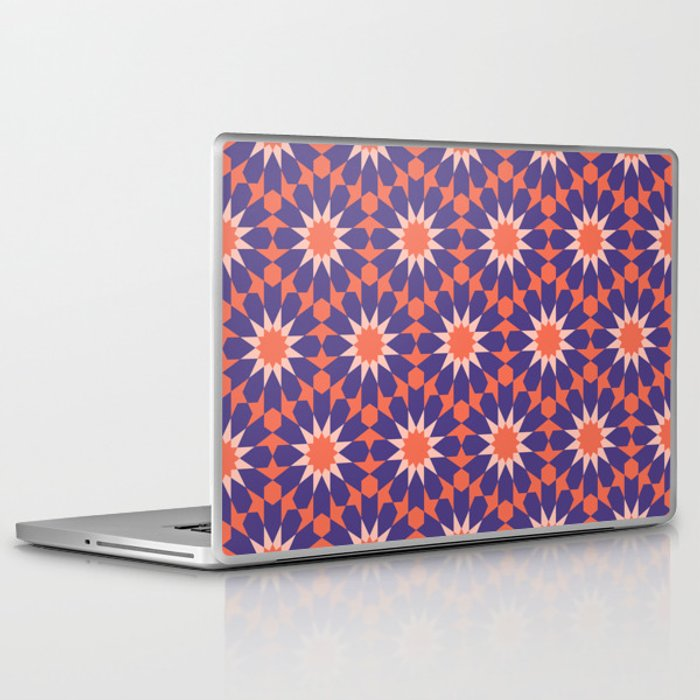 Cosy Moroccan Laptop & iPad Skin