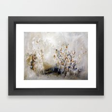 little landscape Framed Art Print