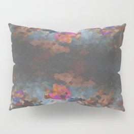 Pixelated Pillow Sham