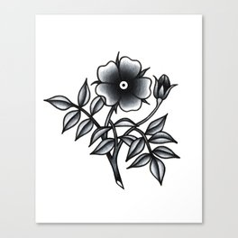 Flower I Canvas Print