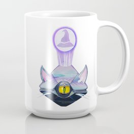 nine lives shell Coffee Mug