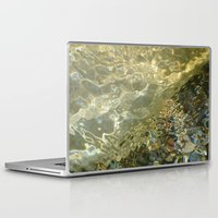 the 100 Laptop & iPad Skins featuring H2O #100 by Lena Weiss
