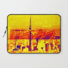 Toronto | Project L0̷SS   Laptop Sleeve