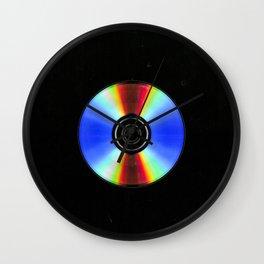 Data Media Wall Clock