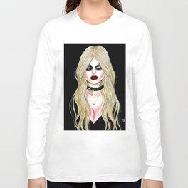 Taylor Momsen Long Sleeve T-shirt