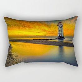 Evening Delight Rectangular Pillow