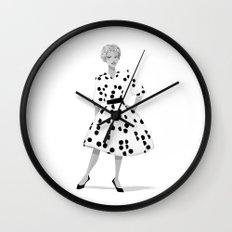 Gigi 01 Wall Clock