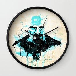 "[Im] [Da] [Dn] [Gr] ... ""I am the Danger"" [Heisenberg] Wall Clock"