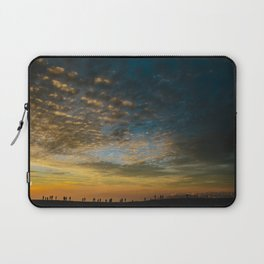 Viewing the Sunset Laptop Sleeve
