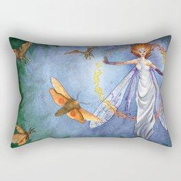Will O' the Wisp Rectangular Pillow