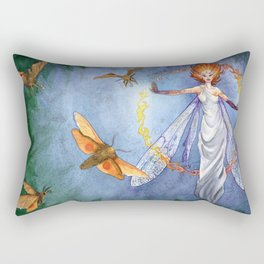 Will O' the Wisp Rectangular Pillow