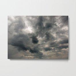 Tennessee Sky Metal Print