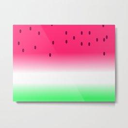 melons of water Metal Print