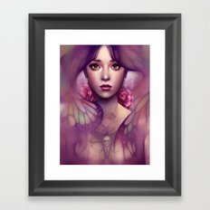 Facade Framed Art Print