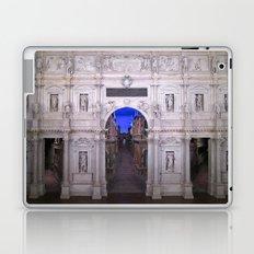 Teatro Olimpico Laptop & iPad Skin