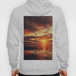 Love,walks and Sunsets Hoody
