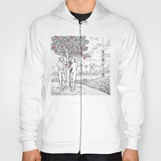 Adam & Eve Hoody