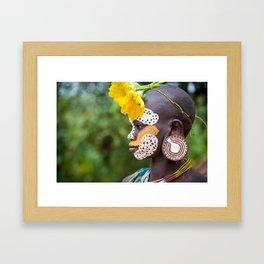 Suri Nature Framed Art Print
