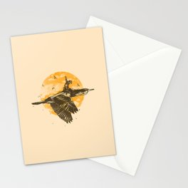 Ride The Sky Stationery Cards