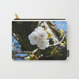 Branch & Blossoms Carry-All Pouch