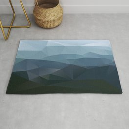 True at First Light Rug