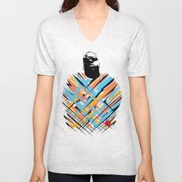IT WAS ALL A DREAM... Unisex V-Neck