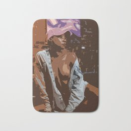 Casual Lady by Andre Bath Mat