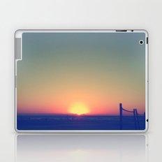 Distant Sunset Laptop & iPad Skin