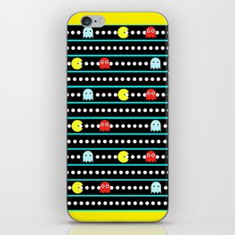 Leader of the Pac iPhone Skin