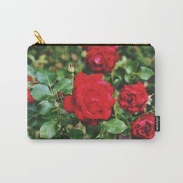 Red roses by Giada Ciotola Carry-All Pouch