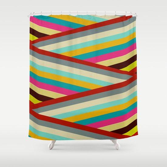 razzle Shower Curtain