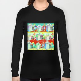 COOKIN' Long Sleeve T-shirt