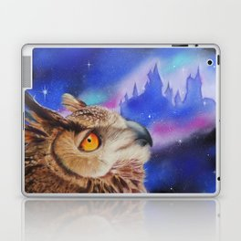 Dreaming of the Owlery Laptop & iPad Skin