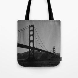 Golden Gate Bridge II Tote Bag