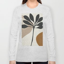 Abstract Art Plant2 Long Sleeve T-shirt