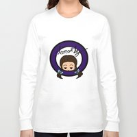 dorothy Long Sleeve T-shirts featuring Dorothy by Nightmare Productions