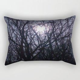 joy rising.  Rectangular Pillow
