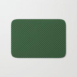 Green Scottish Fabric High Resolution Bath Mat