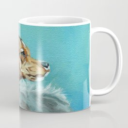 Mabel Jane the Marvelous Mystery Mutt Coffee Mug