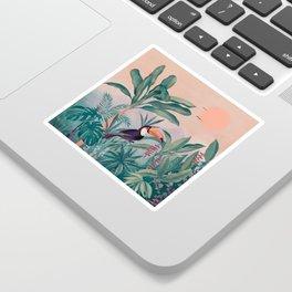 Jungle Paradise Sticker