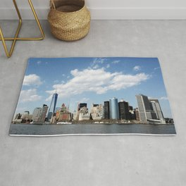 Manhattan, New York City Rug