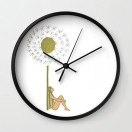 Rêverie Wall Clock