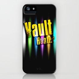 Borderlands Tribute -  Vault Hunter iPhone Case