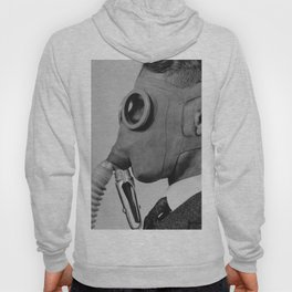Classic gas mask Hoody