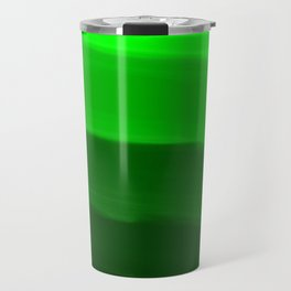 Ombre in Green Travel Mug