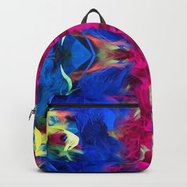 Magnificent Feathers Backpack