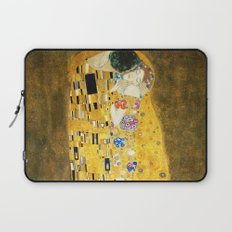 Gustav Klimt The Kiss Laptop Sleeve