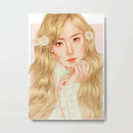 starlight [taeyeon snsd] Metal Print