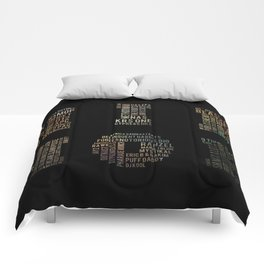 HIP HOP Comforters