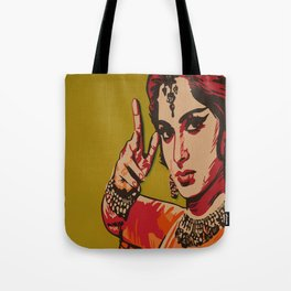 Bollywood Style Tote Bag